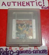 FIGHTING SIMULATOR & FLYING  WARRIOR 2 in 1 Nintendo Game Boy  AUTHENTIC GB Cart