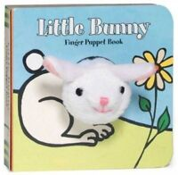 Little Bunny: Finger Puppet Book by Image Books (Board book book, 2007)