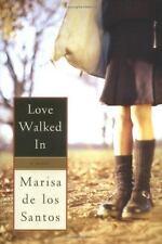 Love Walked In by de los Santos, Marisa, Good Book