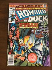 HOWARD THE DUCK # 6 FINE MARVEL COMICS 1976 STEVE GERBER