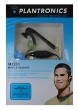 Plantronics MX250 Ear-Hook Mobile Headset, Call Answer/End for Sony Ericsson E2