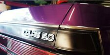 VK-VL HOLDEN CALAIS STYLE NEW REPRODUCTION 5.0 LITRE BADGES COMMODORE