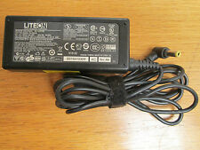 Genuine Liteon Laptop AC Adaptor Charger PSU PA-1650-02 19V 3.42A Acer / Packard