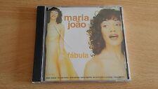 MARIA JOAO - FABULA - CD