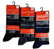 9 Paar Pierre Cardin Socken  schwarz/anthrazit/blau Gr. 39-42