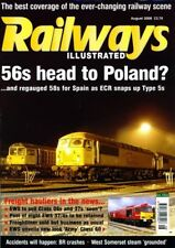 RAILWAYS ILLUSTRATED Vol 6/No 08 August 2008