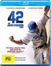 42 - Blu Ray Region B