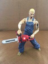 "Art Asylum Eminem Slim Shady 6.5"" Holding Chainsaw Action Figure"