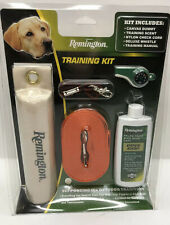 Remington Dog Training 5 Pc Kit Bird Dog Kit with Dove Scent Made in USA