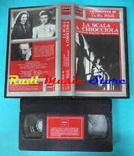 VHS film LA SCALA A CHIOCCIOLA 1945 Dorothy mcguire George Brent M&R(F94) no dvd