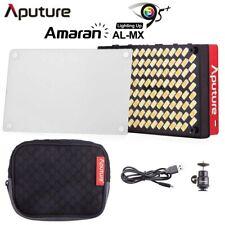 Aputure AL-MX 2800K-6500K TLCI/CRI 95+ 128 LED Bi-Color On-Camera Video Light