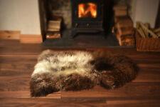 Luxury Super Soft Genuine Sheepskin Natural Colour Rare Breed Rug Hide Pelt