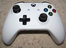 Original De Microsoft Xbox One S 2016 Controlador Inalámbrico Blanco
