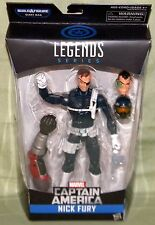 "Marvel Legends NICK FURY Giant Man BAF Captain America Series 2, 6"" Figure 2016"
