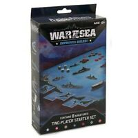 Axis & Allies War at Sea Two-Player Starter Set (Revised 2010 Edition)
