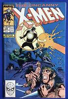 Uncanny X-Men #249 (1989) ; Zaladane, Gateway, Lady Deathstrike APP; VF-