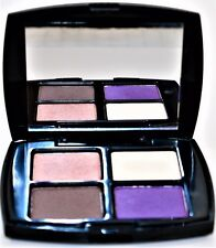 lamcome color design eye shadow daylight,off the rack,drama and volcano
