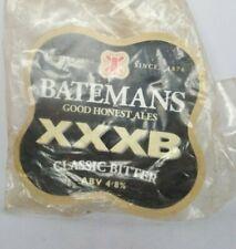 More details for batemans good honest ales beer brewery advertising pump clip