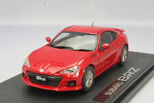 Ebbro 1:43 Subaru BRZ Red from Japan