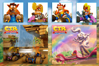 Crash Team Racing: Nitro-Fueled - PS4 Theme / Avatar Pack DLC - CD KEY EUROPE