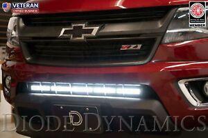 Stealth LED Light Bar Kit for 2015-2020 Chevrolet Colorado Type: White/Combo