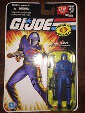 Cobra Commander 2008 Hasbro G.I. Joe Complete Action Figure MOC Unopened