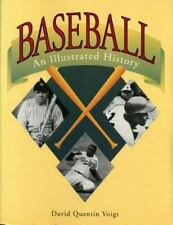 Baseball: An Illustrated History-ExLibrary