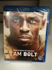 I Am Bolt Blu-ray - New and Sealed Fast and Free Delivery
