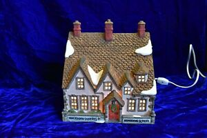 Dept 56 Dickens Village - Wackford Squeers Boarding School 59250 - MINT!