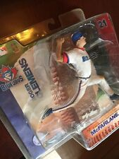 2003 MCFARLANE SERIES 6 MLB ROGER CLEMENS WHITE JERSEY SUPER CHASE NIB BLUE JAYS