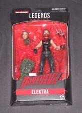 Marvel Legends Electra-NIB-Daredevil, Punisher, Defenders
