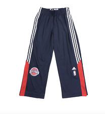 Adidas NBA Authentics Detroit Pistons DJ Augustine Game Worn On Court Pants L
