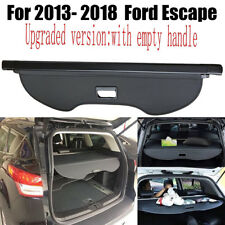 RETRACTABLE TRUNK TONNEAU REPLACEMENT CARGO COVER FOR 2013-2017 2018 FORD ESCAPE