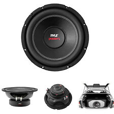 Pyle Dual Car Subwoofer 1000 Watt 4 Ohm 10-Inch Bass Audio Speaker PLPW10D Coil