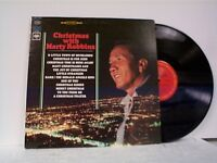 """MARTY ROBBINS """"CHRISTMAS WITH MARTY ROBBINS"""" LP MINT"""