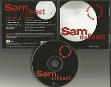SAM THE BEAST Sooki / Fort Knoxx 7 TRX RARE MIXES & EDITS USA Limited CD Single