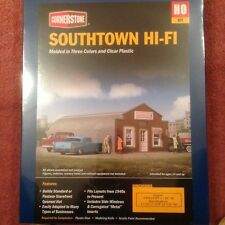 HO Scale Walthers Cornerstone 933-2919 Southtown Hi-Fi Building Kit