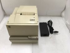 - NCR 7167-1015 THERMAL USB PRINTER WITH  POWER SUPPLY 7167-1015-9001