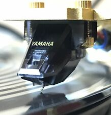 Yamaha MC-505 Retip To ~501 Low Output Moving Coil Cartridge Nude Elliptical