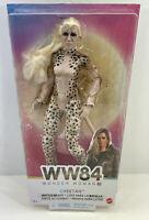 """WW84 BattleReady Cheetah WONDER WOMAN 1984 12"""" Action Figure DC MATTEL NEW"""