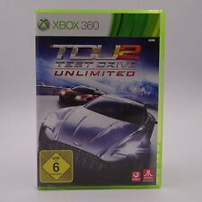 Test Drive Unlimited 2 Microsoft Xbox 360 PAL Spiel Game Beyond Racing
