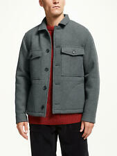New Gloverall for John Lewis Workwear Jacket Coat, Grey, X-Large, RRP £160