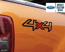 Ford Ranger 4x4 logo sticker decal Graphics