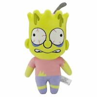 Kidrobot Simpsons Phunny Zombie Bart Plush Figure NEW IN STOCK