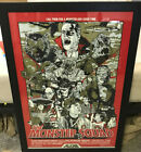 The Monster Squad by Tyler Stout - Red style - Rare Sold out Mondo Print
