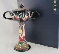 Moorcroft Pottery MINUET Bonbonniere 28/8 Nicola Slaney 2004 1ST QUALITY !!!!!!!
