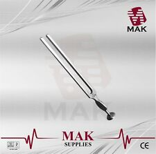 M@K Fine Quality Tuning Fork - Medical Grade Gardiner Brown 128Hz 22cm