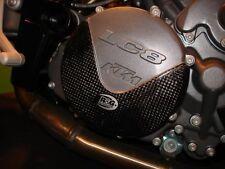 KTM 990 SMT 2008 R&G Racing Right Carbon Fibre Engine Case Slider ECS0010C