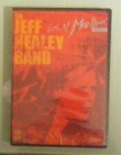 THE JEFF HEALEY BAND LIVE AT MONTREUX  1999    DVD NEW
