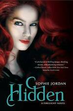 (Very Good)-Hidden (Firelight (Hardcover - Trilogy)) (Hardcover)-Jordan, Sophie-
